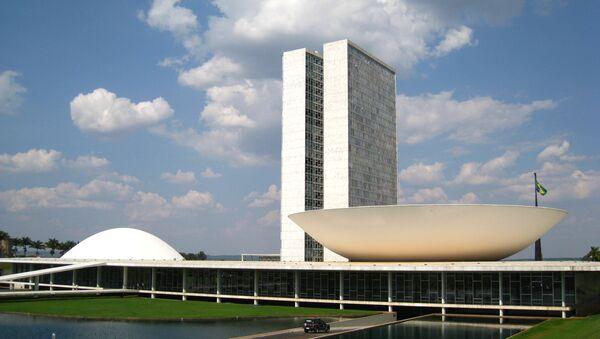 El Senado de Brasil - Sputnik Mundo