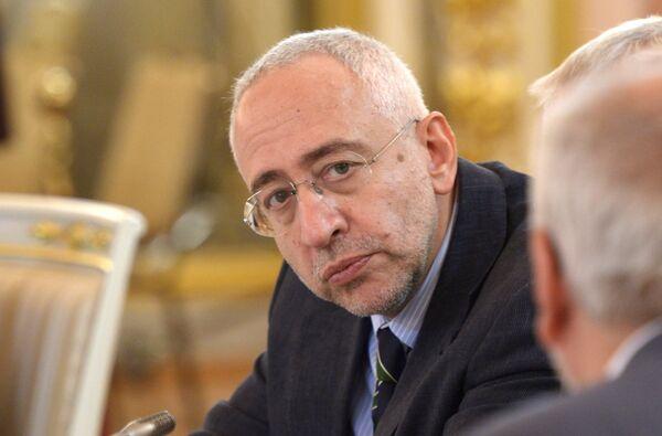 Nikolái Svanidze, miembro del Consejo para los Derechos Humanos en Rusia - Sputnik Mundo