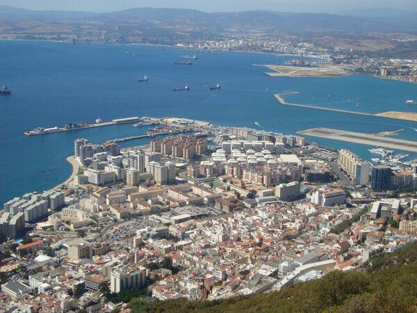 Más de 240 inmigrantes rescatados en el Estrecho de Gibraltar - Sputnik Mundo