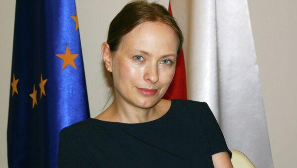 Katarzyna Pelczynska-Nalecz, nueva embajadora de Polonia en Rusia - Sputnik Mundo