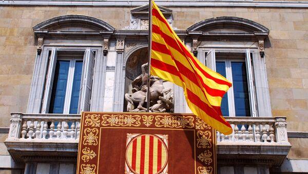 Cataluña celebra su fiesta nacional más reivindicativa - Sputnik Mundo