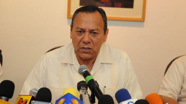 Jesús Zambrano, el presidente del PRD, Mexico - Sputnik Mundo