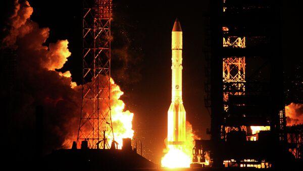 Cohete ruso Proton-M - Sputnik Mundo