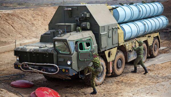 Sistema antiaéreo S-300 - Sputnik Mundo