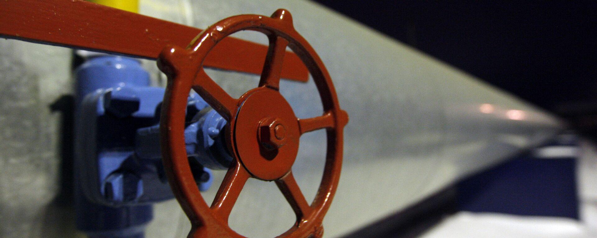 Una tubería de gas (imagen referencial) - Sputnik Mundo, 1920, 12.10.2021