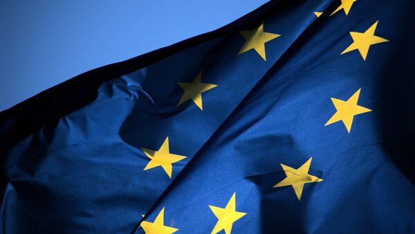 Флаг Европейского Союза - Sputnik Mundo