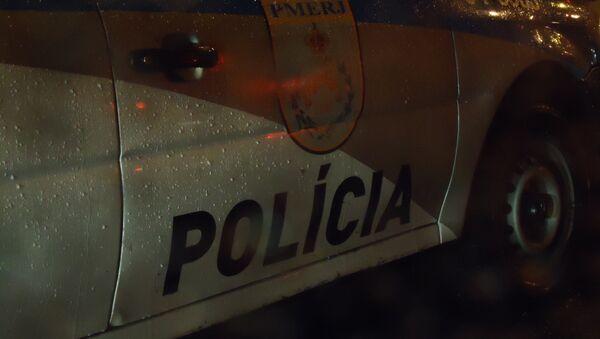 Un comandante y 15 policías militares detenidos por secuestrar narcotraficantes en Río de Janeiro - Sputnik Mundo
