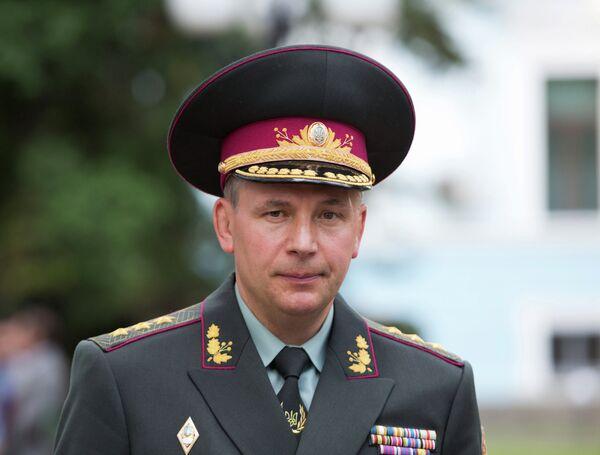 Valeri Gueletéi, ex-ministro de Defensa de Ucrania - Sputnik Mundo