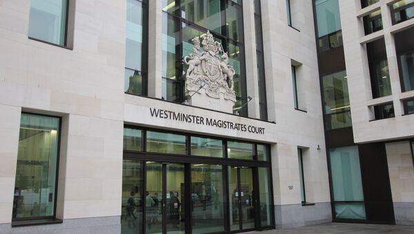Tribunal de Magistrados de Westminster - Sputnik Mundo