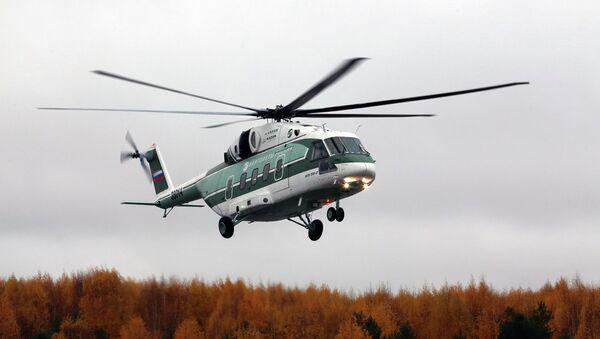 Mi-38 (archivo) - Sputnik Mundo