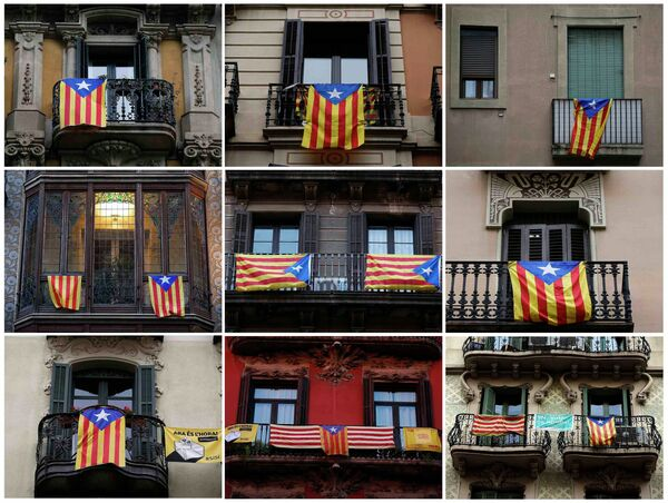 Mas cometió desobediencia al no suspender consulta secesionista, según Justicia catalana - Sputnik Mundo