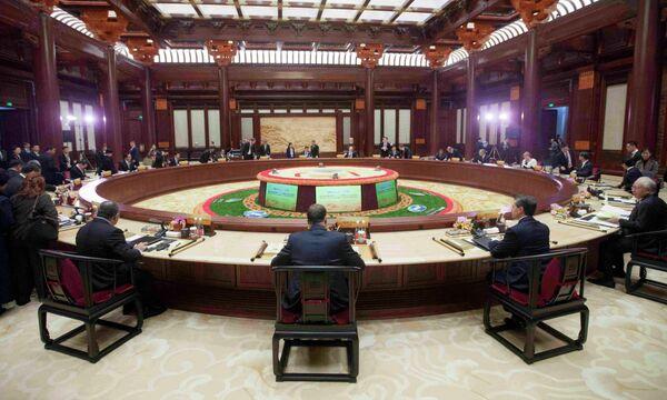 Los países de APEC acuerdan impulsar reformas económicas - Sputnik Mundo