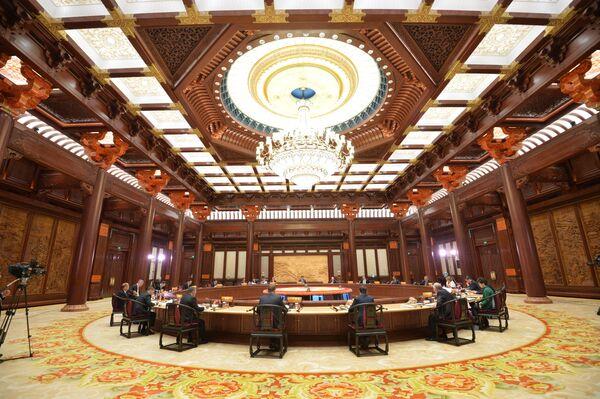 La APEC prorroga su rechazo al proteccionismo hasta finales de 2018 - Sputnik Mundo