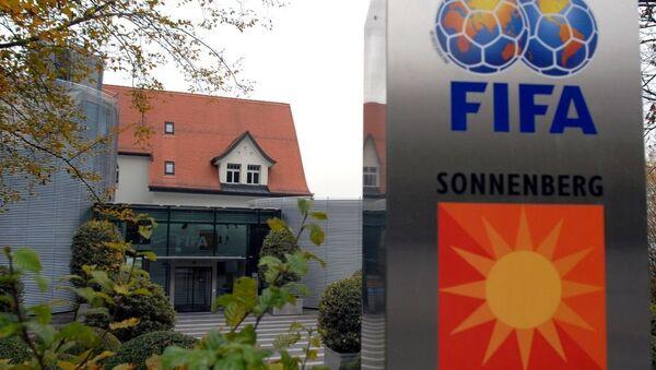 Presidente de la FIFA aprueba investigación contra altos representantes de la organización - Sputnik Mundo