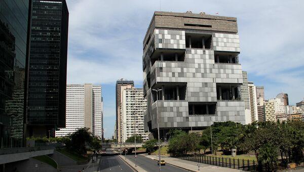Здание компании Petrobras в Рио де Жанейро - Sputnik Mundo