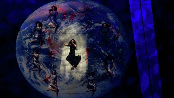 Sarah Brightman, famosa cantante británica - Sputnik Mundo