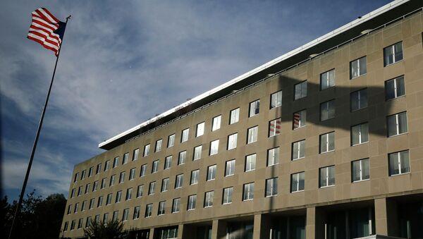 Departamento de Estado de EEUU (archivo) - Sputnik Mundo