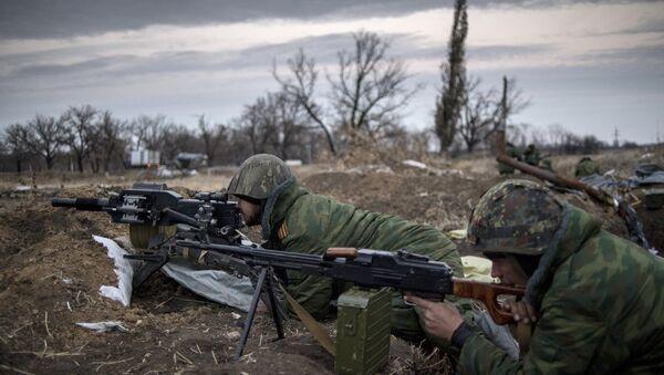 Kiev cifra en 8.000 los milicianos muertos durante la operación especial en Donbás - Sputnik Mundo