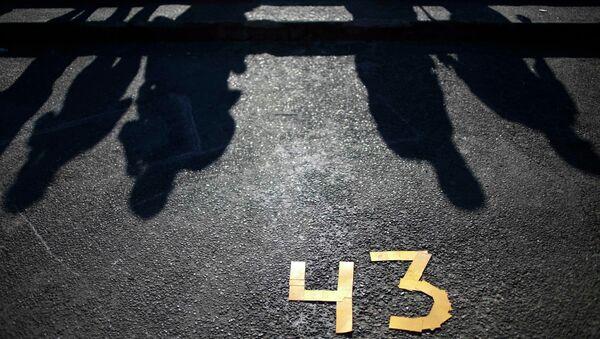 Amnistía Internacional sospecha del Ejército por desaparición de 43 estudiantes en México - Sputnik Mundo