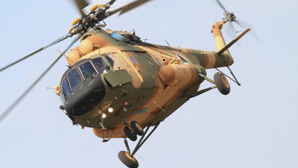 Helicóptero Mi-17B-5 - Sputnik Mundo