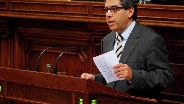 Francesc Homs, exconsejero de Presidencia del Gobierno de Cataluña (archivo) - Sputnik Mundo