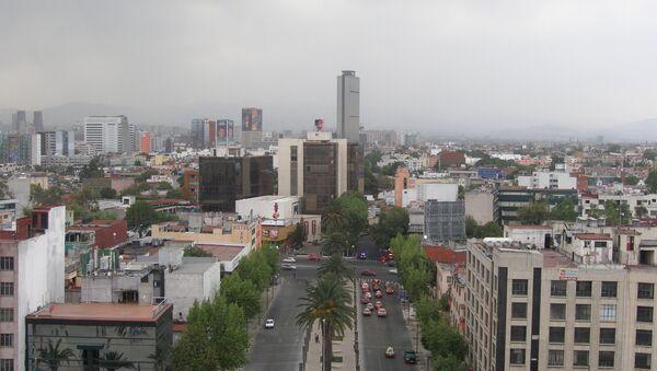 Ciudad de México, - Sputnik Mundo